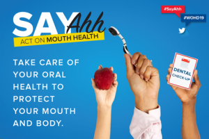 Honor World Oral Health Day